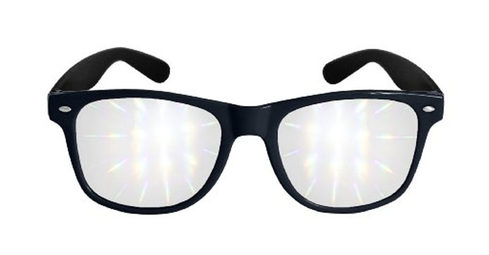 Diffraction-Glasses---High-Quality-Effect---Rave-Accessories---Black