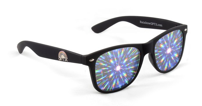 The Original Prism Rave Sunglasses from Rainbow OPTX