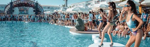 Top 10 Shazamed Tracks in Ibiza
