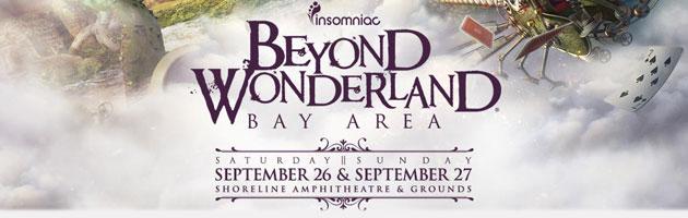 Beyond Wonderland Bay Area