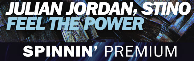 'Feel The Power' with Julian Jordan & Stino