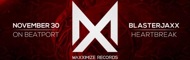 Blasterjaxx kicks off its Maxximize label with first release