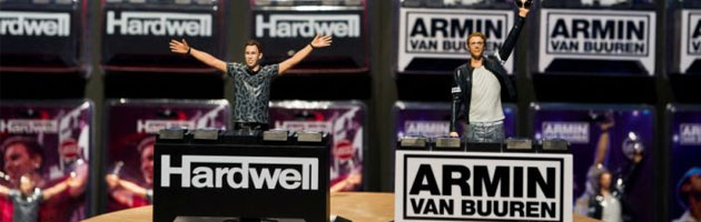 Hardwell Gets His Action Figure and Wants to Set a World Record