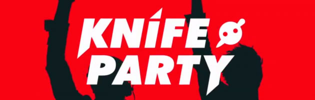 "4-Track EP ""Trigger Warning"" From Knife Party"