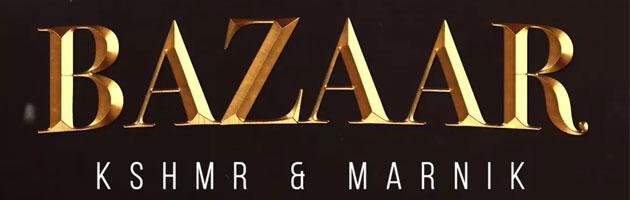 KSHMR & Marnik sign for 'Bazaar' (official Sunburn Goa 2015 anthem)